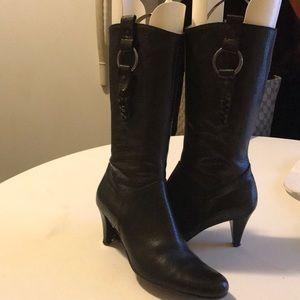 Battaglia Mid Calf Boots